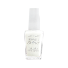 Лак для ногтей Wet n Wild Wild Shine Nail Color E449c (Цвет E449c French White Creme)