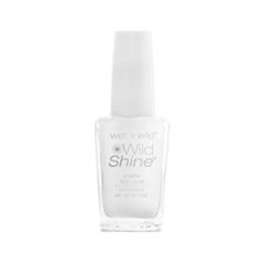 ���� Wet n Wild Wild Shine Nail Color Matte Top Coat E4073 (���� E4073 Matte Top Coat)