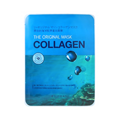 Тканевая маска Enprani The Original Marine Collagen Mask (Объем 23 мл)