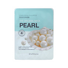 Тканевая маска Enprani The Original Pearl Mask (Объем 23 мл)