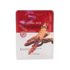 Тканевая маска Enprani The Original Red Ginseng Mask (Объем 23 мл)  тканевые маски и патчи enprani тканевая маска с натуральным экстрактом улитки 23 мл