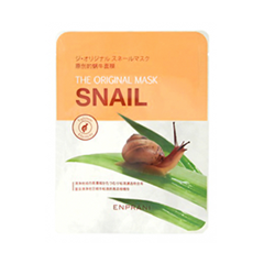 Тканевая маска Enprani The Original Snail Mask (Объем 23 мл)