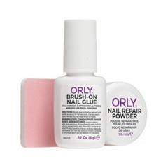 Уход за ногтями Orly Brush-On Nail Glue (Объем 5 г) 5 мл