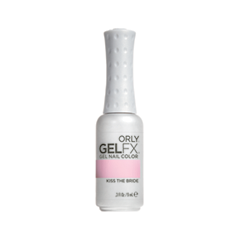 Гель-лак для ногтей Orly Gel FX 016 (Цвет 016 Kiss The Bride variant_hex_name F3C9D5) happy is the bride