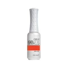 Гель-лак для ногтей Orly Gel FX 498 (Цвет 498 Ablaze variant_hex_name EA3F27) гель лак для ногтей orly gel fx 479 цвет 479 sheer nude variant hex name fbd6c4
