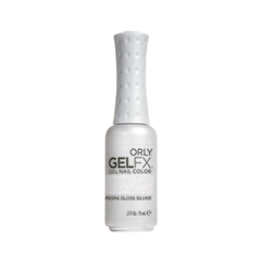 Gel FX 708 (Цвет 708 Prisma Gloss Silver  variant_hex_name F1F0F1)