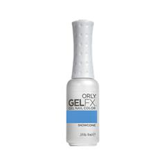 ����-��� ��� ������ Orly Gel FX 732 (���� 732 Snowcone)