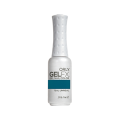����-��� ��� ������ Orly Gel FX 803 (���� 803 Teal Unreal)