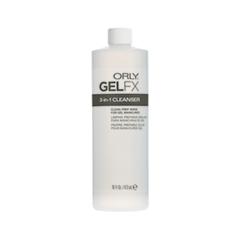 Уход за ногтями Orly Обезжириватель Gel FX 3-in-1 Cleanser (Объем 118 мл)