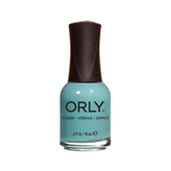 Лак для ногтей Orly Permanent Collection 733 (Цвет 733 Gumdrop variant_hex_name 6DA9A9)