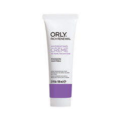 Крем для рук Orly Rich Renewal Hydrating Creme Passion (Объем 60 мл)
