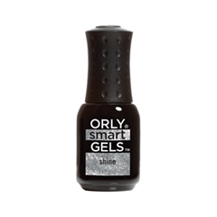 Лак для ногтей Orly Smartgels Nail Lacquer 295 (Цвет 295 Shine variant_hex_name 8F8B88) закрепители для лака isadora верхнее покрытие для гелевого лака для ногтейgel nail lacquer top coat 210 6мл