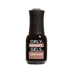 Лак для ногтей Orly Smartgels Nail Lacquer 575 (Цвет 575 Coffee Break variant_hex_name AD8271) закрепители для лака isadora верхнее покрытие для гелевого лака для ногтейgel nail lacquer top coat 210 6мл