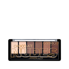 ���� ��� ��� Catrice Chocolate Nudes Eyeshadow Palette 010 (���� 010 Choc'Let It Be)