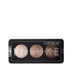 ���� ��� ��� Catrice Deluxe Trio Eyeshadow 010 (���� 010 Antique C'est Tr?s Chic)