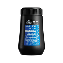 Пудра GOSH Copenhagen Pump Up the Volume Hair Powder (Объем 25 г Вес 20.00)