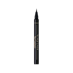 Подводка LOreal Paris Super Liner So Couture 01 (Цвет 01 Black variant_hex_name 000000)