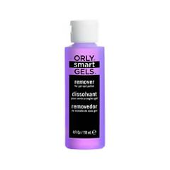 Средства для снятия лака Orly SmartGels Remover (Объем 118 мл)