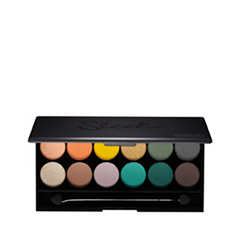 Тени для век Sleek MakeUP I Divine 450 (Цвет 450 Del Mar Vol 2 variant_hex_name 1C9083)