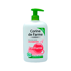 Гель для душа Corine de Farme Douche soin Cranberry Purifiante (Объем 750 мл)