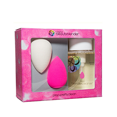 Спонжи и аппликаторы beautyblender Подарочный набор Prep. Pretty. Clean