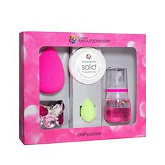 Спонжи и аппликаторы beautyblender Подарочный набор Pretty. Posse