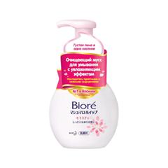 Очищение Biore Мусс для умывания с увлажняющим эффектом (Объем 150 мл)
