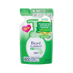 Акне Biore Очищающий мусс для умывания. Запасной блок (Объем 130 мл)