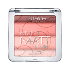 Румяна Catrice Multi Matt Blush 010 (Цвет 010 Love, Rosie! variant_hex_name A1645E)