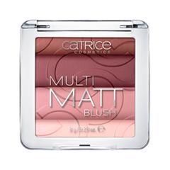 Румяна Catrice Multi Matt Blush 020 (Цвет 020 La-Lavender variant_hex_name E59699)