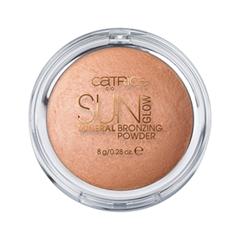 ��������� Catrice Sun Glow Mineral Bronzing Powder 010 (���� 010 Golden Liht)