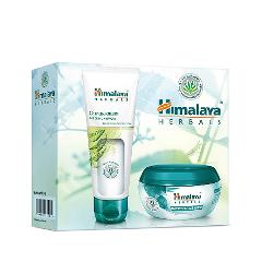 Уход Himalaya Herbals Набор № 148 Питательный крем + очищающая маска с нимом (Объем 150 мл + 75 мл)