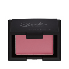 Румяна Sleek MakeUP Creme to Powder 77 (Цвет 77 Carnation variant_hex_name BD6E7B)