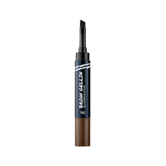 Гель для бровей Touch in Sol Brow Gellin Gel Eyebrow Styler 2 (Цвет 2 Rachel - Brunette variant_hex_name 846551)