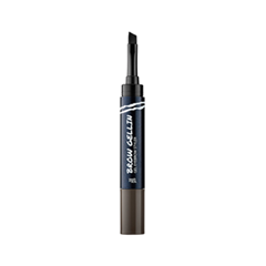 Гель для бровей Touch in Sol Brow Gellin Gel Eyebrow Styler 3 (Цвет 3 Monica - Dark Brunette variant_hex_name 5E5351) колесная газонокосилка patriot pt 47 lm 512109013