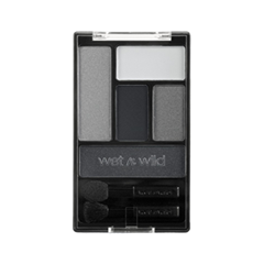 Тени для век Wet n Wild Color Icon Eye Shadow Palette 392A (Цвет 392A Tunnel Vision variant_hex_name 252E33)