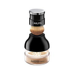 Пудра Cailyn Illumineral Powder Foundation 02 (Цвет 02 Soft Light variant_hex_name E1BD89)