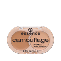 Консилер essence Camouflage Cream Concealer 10 (Цвет 10 Natural Beige variant_hex_name DAA78A)
