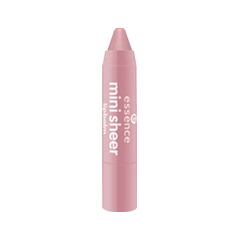 ������� ������� ��� ��� essence Mini Sheer Lip Balm 02 (���� 02 Little Miss Rosie)