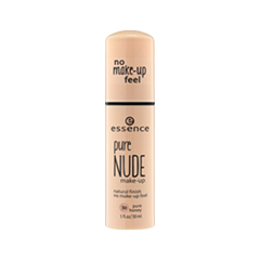 Тональная основа essence Pure Nude 30 (Цвет 30 Pure Honey variant_hex_name BD9481)