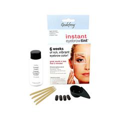 Окрашивание бровей Godefroy Краска-хна в капсулах для ресниц и бровей Eyebrow Tint 505 (Цвет 505 Light Brown variant_hex_name D5A560)