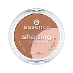Корректор essence Shading Powder 01 (Цвет 01 Light variant_hex_name F1BBAE)