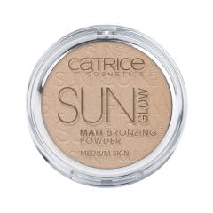��������� Catrice Sun Glow Matt Bronzing Powder (���� 030 Medium Bronze ��� 50.00)