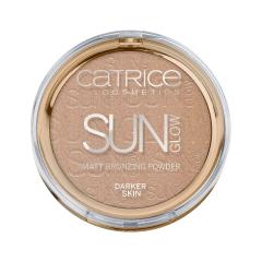 Бронзатор Catrice Sun Glow Matt Bronzing Powder (Цвет 020 Deep Bronze variant_hex_name b19882 Вес 50.00)