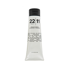 Шампунь 22|11 Cosmetics Cream-Shampoo Tangerine  Cinnamon (Объем 140 мл)