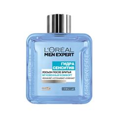 После бритья LOreal Paris Men Expert Гидра Сенситив. Лосьон после бритья Мгновенный комфорт (Объем 100 мл)