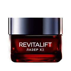 �������������� ���� L'Oreal Paris Revitalift ����� x3. �������������� �������� ���� (����� 50 ��)