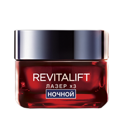 �������������� ���� L'Oreal Paris Revitalift ����� x3. ����������������� ������ ����-����� (����� 50 ��)