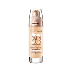 ��������� ������ Maybelline New York Dream Satin Fluid 021 (���� 021 Nude)