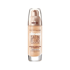 Тональная основа Maybelline New York Dream Satin Fluid 030 (Цвет 030 Sand variant_hex_name BD9882)